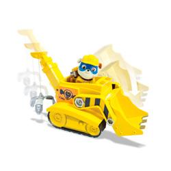 patrulla canina bulldozer grua recogeescombros