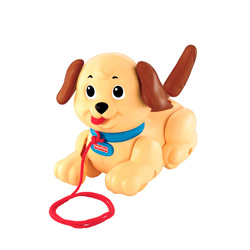 perro pequeño snoopy fisher price