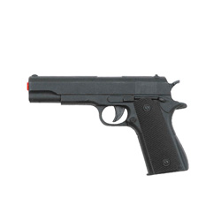 pistola de juguete tipo gangster
