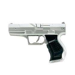 pistola de metal para niños 8 disparos