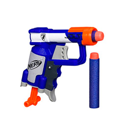pistola lanzadardos nerf para niños