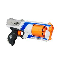 pistola nerf lanzadardos para niños