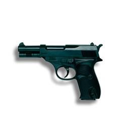 pistola policial para niños de juguete