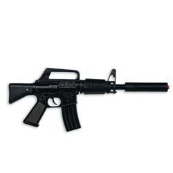 rifle de asalto de juguete para niños