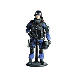soldado swat de asalto de juguete