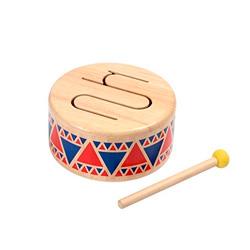 tambor de madera con sonido
