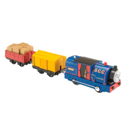 thomas de juguete locomotora ferroviaria