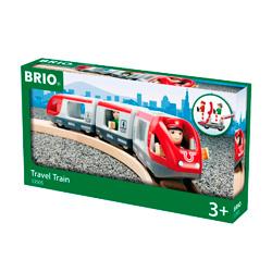 tren con figuritas de juguete para niños