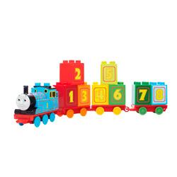 tren de construccion 35 piezas thomas