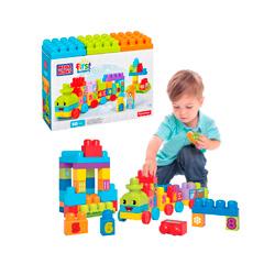 tren de construccion para niños megablocks