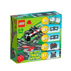 tren de juguete lego para niños