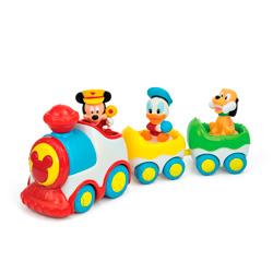 tren musical infantil de mickey mouse