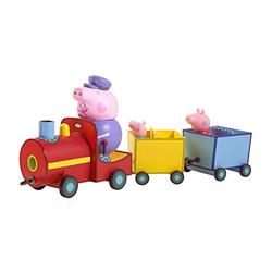 tren peppa pig de juguete