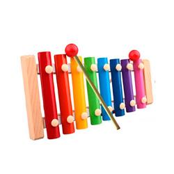 xilofono bebe kid con tonos musicales