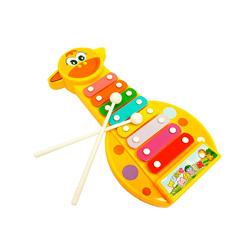 xilofono en forma de girafa play kids