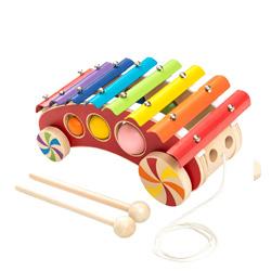 xilofono juego de ruedas con varillas