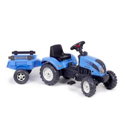 Tractor-a-pedales-Landini-Powermondial-110---Color-azul