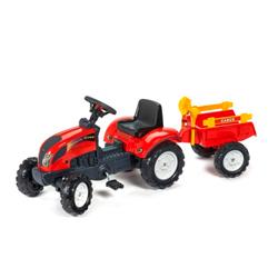 tractor-para-niños-de-juguete-rojo